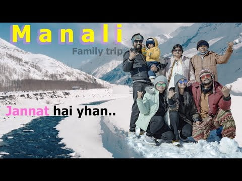 World across Atal tunnel : Family trip to Manali | Places to visit in Manali : Traveling Mondays