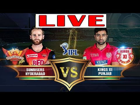 KXIP VS SRH | IPL Live score | LIVE | today cricket score | sports news| #DBLIVE