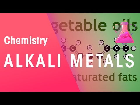 Group 1 – The Alkali Metals | The Periodic Table | Properties of Matter | Chemistry | FuseSchool