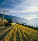 Travelling By Train In Europe