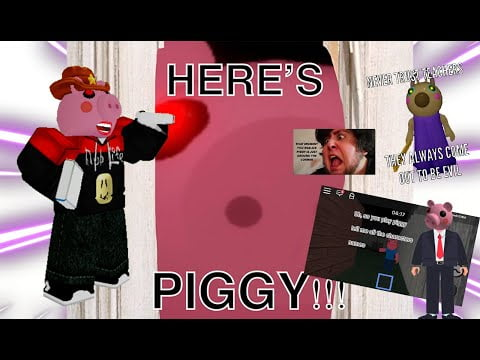 ROBLOX PIGGY MEME FUNNIEST MEMES COMP FOR ROBUX | WHO IS THE WINNER?