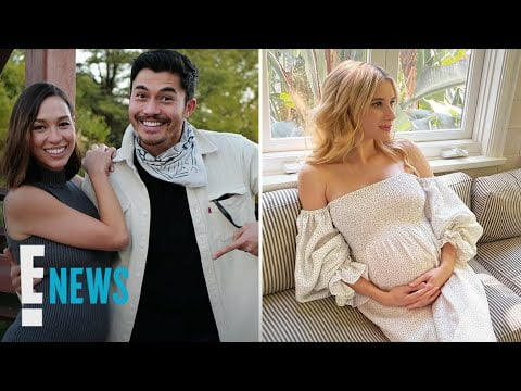 Celebrity Pandemic Pregnancies: Emma Roberts, Morgan Stewart & More | E! News