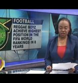 TVJ Sports News: Reggae Boyz Now the 3rd Best Ranked Team in CONCACAF – October 24 2019