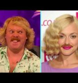 Celebrity Juice Too Juicy For TV 2  Unseen love story