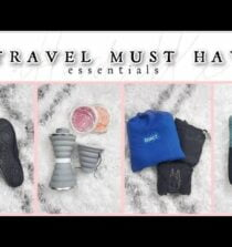 15 Affordable Essential Travel Must Haves   Travel Gift Guide