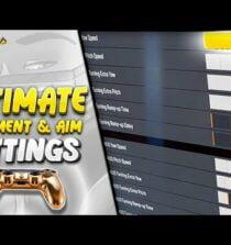 Ultimate Controller SETTINGS For MOVEMENT & AIM   Apex Legends