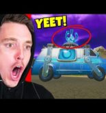 i did lazarbeam's old meme in chapter 2 of Fortnite… (IT WORKS!!)