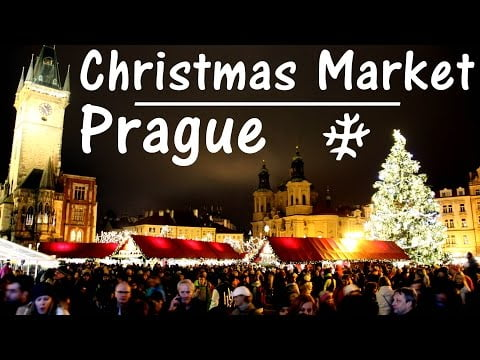 Best Christmas Markets – Prague, Czech | Endless Travelling