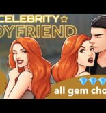 Celebrity Boyfriend – episode 1 (All gem choices 💎) episode: choose your story