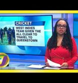 W.I. Get All Clear After Covid Breach | TVJ Sports News