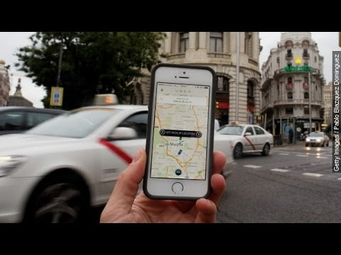 What Uber Wants With Nokia's Mapping Service