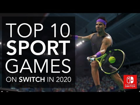 Top 10 Sport Games on Nintendo Switch in 2020