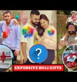 10 Most Expensive Holi Gifts Of Bollywood Actors and Actresses – #happyholi2021