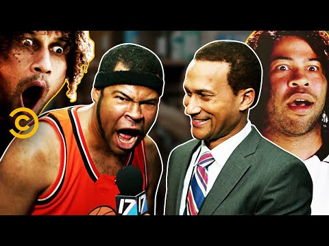 The Best Sports Sketches – Key & Peele