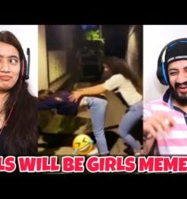 Dank Indian Memes #57   Girls Will be Girls🤣🤣   Indian Memes Compilation Reaction   The Tenth Staar