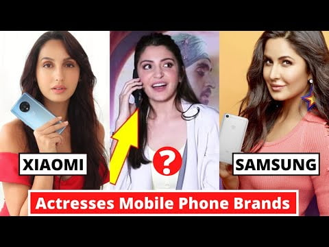 New List Of 25 Most Expensive Mobile Phone Brands Of Bollywood Actresses