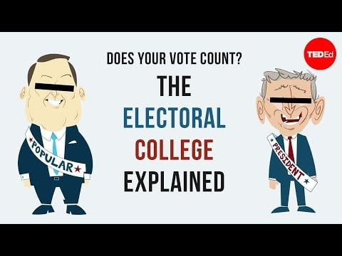 Does your vote count? The Electoral College explained – Christina Greer