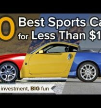 Top 10 Best Used Sports Cars for Under $10,000: The Short List
