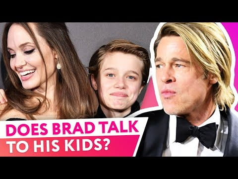 Disturbing Things Everybody Just Ignore About Angelina Jolie's Kids |⭐ OSSA