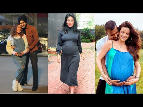 New List Of 9 Bollywood Actresses who Got Pregnant Before Marriage