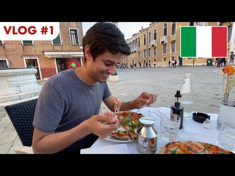Travelling to Italy after Lockdown   Dhruv Rathee Vlog