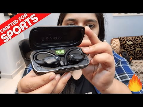 Best Budget True Wireless Earbuds For Sports 2021⚡ Blitzwolf BW-FYE10 Review🔥