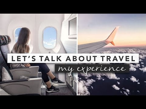 Let's Talk Travel Anxiety, Best Ways to Start Travelling and My Experiences | by Erin Elizabeth