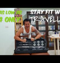 Best Travel Equipment Essentials | Stay Fit While Travelling