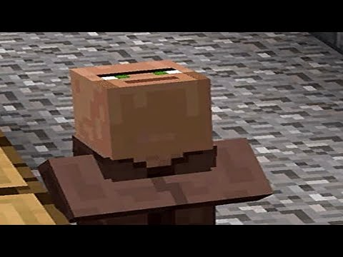 memes i stole from a minecraft villager