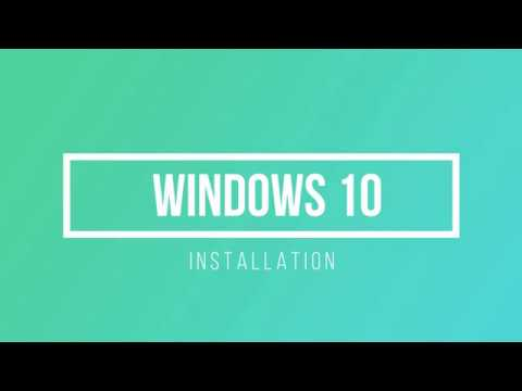 How To Install Windows 10 pro 64 bit Step By Step In Computer & Laptop  By Mayur Mahadik Technical