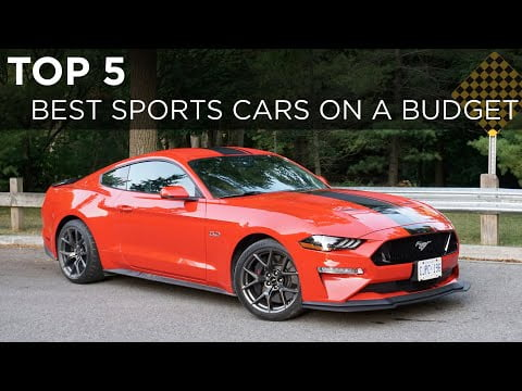 Top 5 best sports cars you can buy | Buying Advice | Driving.ca