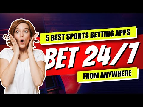 Best Sports Betting Apps: Sports, Bonuses & More 🏈
