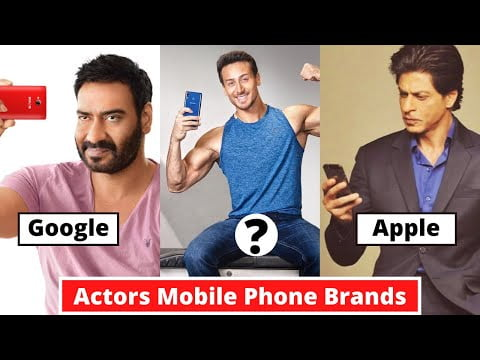 New List Of 10 Most Expensive Mobile Phone Brands Of Bollywood Actors
