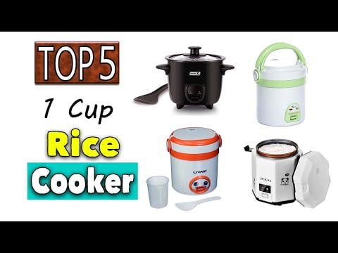 Best 1 Cup Rice Cooker, Mini Rice Cooker For Travelling