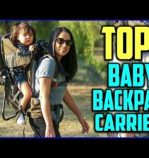 Top 5 Best Baby Backpack Carriers for Hiking And Travelling Reviews In 2020
