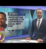 TVJ Sports News: Investigations into Marlon Samuels IG Post Launched – December 13 2019