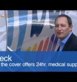 Travelling with a medical condition. The World First guide to travel insurance.