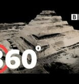 360° Travel inside the Great Pyramid of Giza – BBC