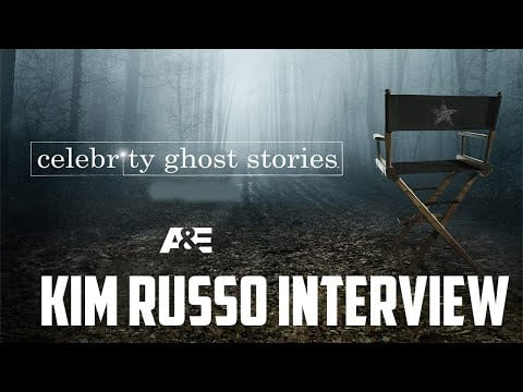 Kim Russo Interview – Celebrity Ghost Stories (A&E Network)