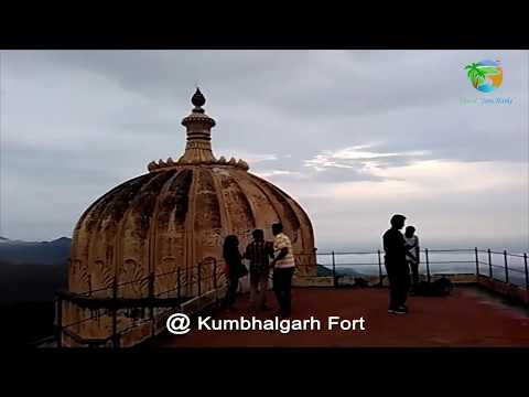 Kumbhalgarh Fort – Rajasthan – India (Best travelling and tourist place )