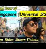 UNIVERSAL STUDIO SINGAPORE 2019 | DETAIL TIPS & GUIDE ON RIDES | HINDI @Travel Nature Ritwick
