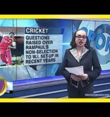 Questions Raised over Rampaul's Non-Selection for Windies Team   TVJ Sports News