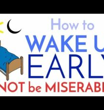 How to Wake Up Early – And Not be Miserable