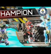 NEW Fastest RECORED WIN EVER!!   Best Apex Legends Funny Moments and Gameplay – Ep. 726