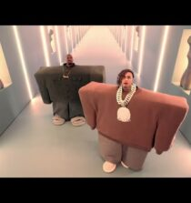 Kanye West & Lil Pump – I Love It feat. Adele Givens [Official Music Video]