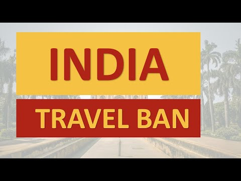INDIA Travel Ban now in place   All travelers prohibited to enter Philippines   Travel Guide 2021