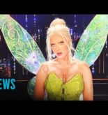 Katy Perry's Magical Transformation Into Tinkerbell | E! News