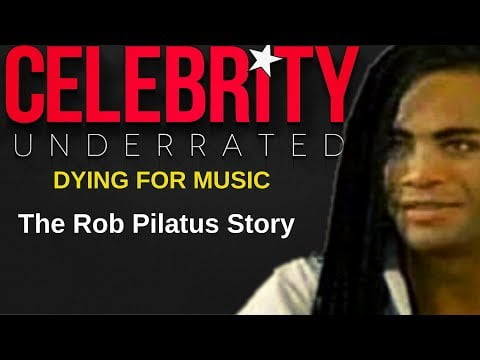 Celebrity Underrated – The Rob Pilatus Story (Milli Vanilli)