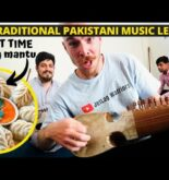 Foreigners learn traditional instruments + Gilgit city sightseeing & food tour -PAKISTAN TRAVEL VLOG