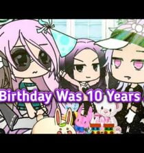 My Birthday was 10 years ago Top 10 Gacha memes || Gacha Meme Trend ||